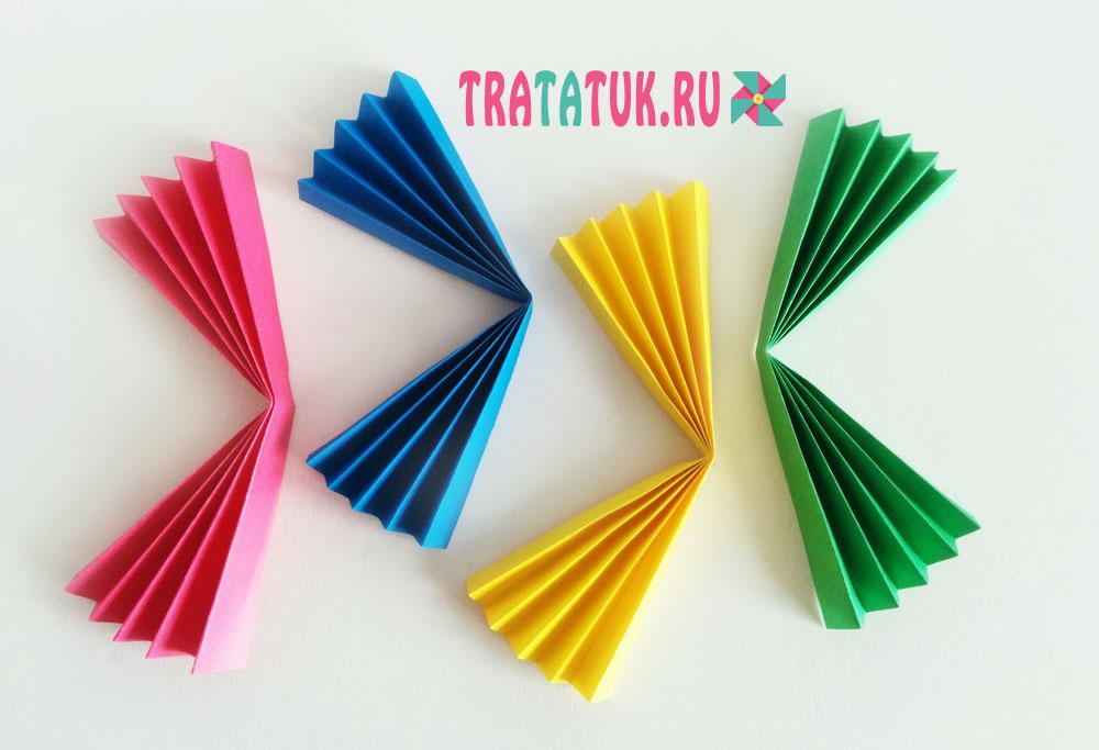 Как сделать павлина из цветной бумаги своими руками 96