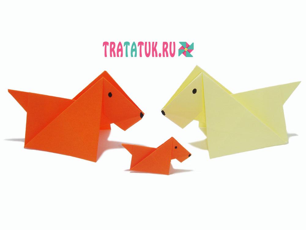 Новые работы в технике «Оригами китайское модульное