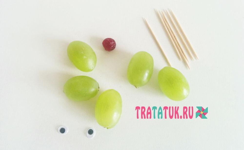Поделки из винограда