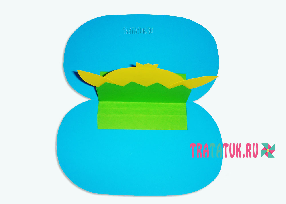 3д открытка на Пасху