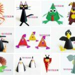 Поделки из конусов: лучшие идеи для детей пошагово