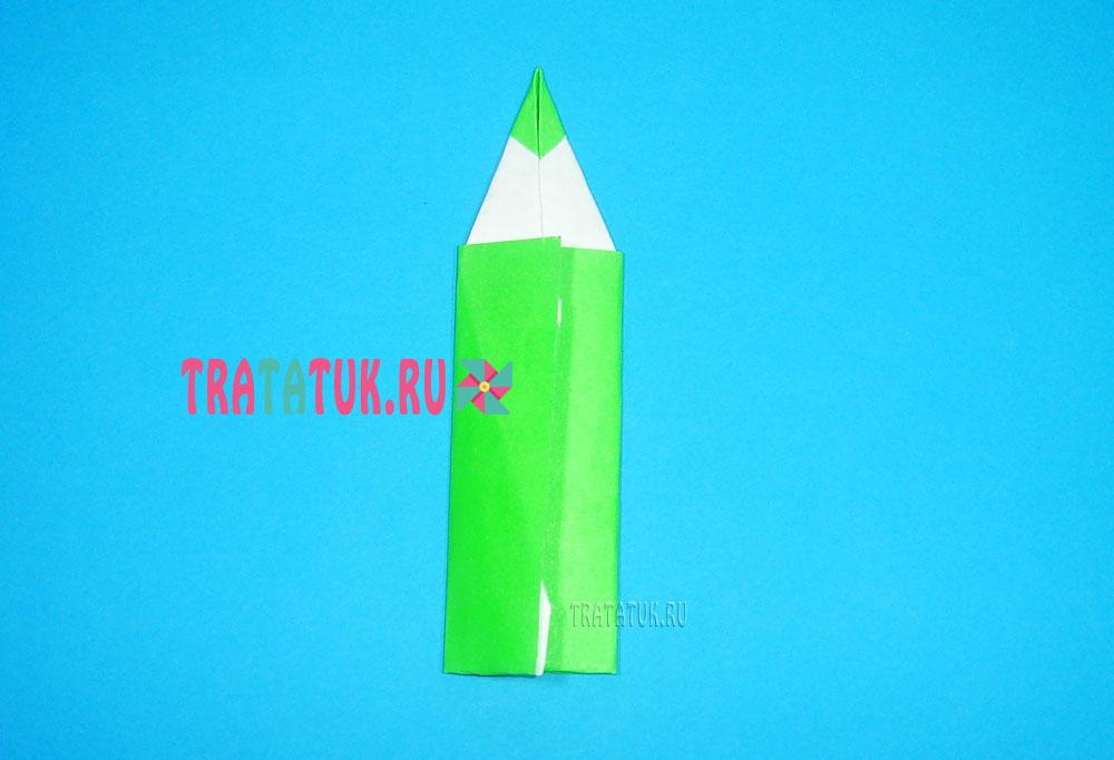 Закладка карандаш