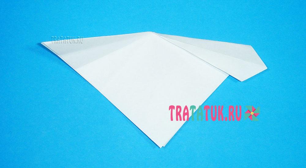 Подснежник оригами