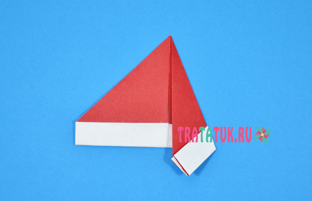 колпак оригами